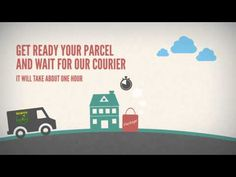 Explainer video - Delivery company - YouTube