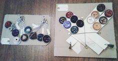 """""""#MiraBijoux#fattoamano#handmade#segnalibro#portachiavi#riciclo#capsule#Nespresso"""""""