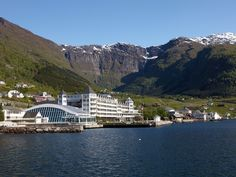"""Hotel Ullensvang is one of the best places to relax and get new energy. """"Check in. Breathe out."""" You will find it in the middle of Hardanger (Norway)"""