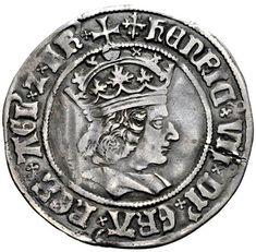 Henry VII groat - Henry VII of England - Wikipedia, the free encyclopedia