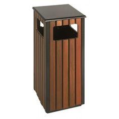 Outdoor bin