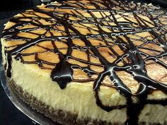 the batter baker: Almond Cointreau Cheesecake