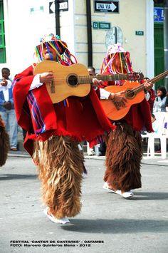 """FIESTAS DE CAYAMBE 2012 │ """"FESTIVAL EL CANTAR DE LOS CANTARES"""" by Marcelo Quinteros Mena, via Flickr"""
