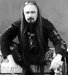 Quorthon - Bathory  Black Metal