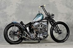HardSun Motorcycles: Choppers, Bobbers & Café - PART 19