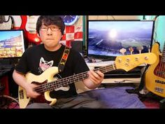 BTS - Dynamiteをルイス・ジョンソン風にスラップ弾いてみた!Bass Cover Fender Bass, Music Instruments, Guitar, Musical Instruments, Guitars