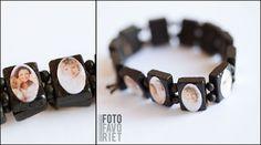 Mariaarmbandje met foto DIY ©Fotofavoriet