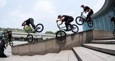 The latest BMX videos, photos & BMX bikes! BMX UNION