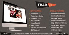 Discount Deals FBar - Responsive WordPress Demo Switch Bar Plugintoday price drop and special promotion. Get The best buy