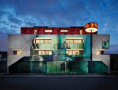 2 Girls Building en Melbourne, Australia de Kavellaris Urban Design, finalista de los premios LEAF.