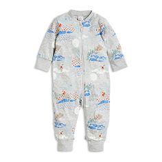 Pyjama Harmaa