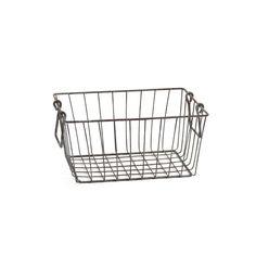 Wire basket $11