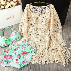 32.00$  Buy here - https://alitems.com/g/1e8d114494b01f4c715516525dc3e8/?i=5&ulp=https%3A%2F%2Fwww.aliexpress.com%2Fitem%2FKorean-sexy-beach-swimwear-lace-small-chest-gathered-three-piece-steel-supporting-Bikini-hot-spring-bathing%2F32753390572.html - Korean sexy beach swimwear lace small chest gathered three piece steel supporting Bikini hot spring bathing suit