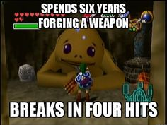 Worst blacksmith in gaming history