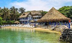 Cartagena no es solo la ciudad amurallada, es el paraíso para colombianos y…