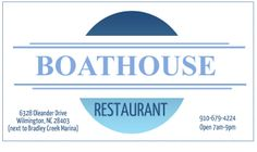 Boathouse Restautant in Wilmington NC. The area's best Calabash Seafood