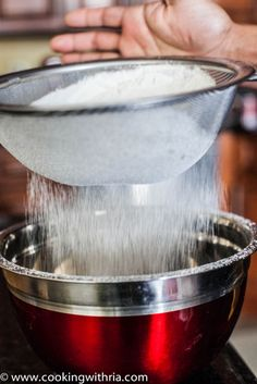 Trinidad Coconut Bake (Pot Bake) - Cooking With Ria Trinidad Coconut Bake Recipe, Trinidad Recipes, Trini Food, Custard Pudding, Organic Butter, Baking Recipes, Bread Recipes, Caribbean Recipes, Cake Pans
