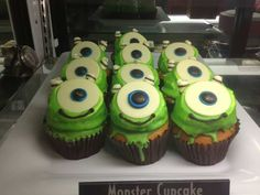 despicable me Mike cupcakes