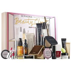 Sephora Favorites - Beauty Closet #sephora, love Sephora's clever and thoughtfully gathered product sets; makes it truly a one stop shop for Beauty product lovers and gifts for their friends & family.