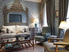 Hotel Daniel : Condé Nast Traveler #Paris