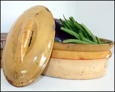 Wonderful lidded casserole.