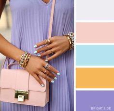 15 εντυπωσιακοί συνδυασμοί χρωμάτων στα ρούχα για την Άνοιξη 77678ed3017