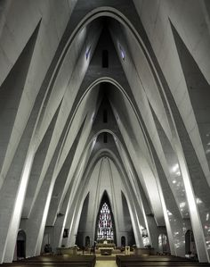 Spectacular Modern Interiors of Churches Around the World - My Modern Metropolis