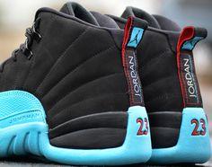 0d1c2c50ee7318 Air Jordan 12 Gamma Blue