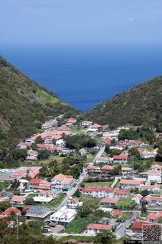 29. Saba, Netherland Antilles ...One of the most unusual Caribbean islands. There are no beaches, only 4 villages and the airport is the world's shortest commercial landing strip.- These #Secret #Travel #Places Will Blow You Away ... → Travel #Stunning