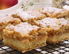 Krispie Treats, Rice Krispies, Apple Pie, Food And Drink, Sweets, Cooking, Recipes, Polish Cuisine, Apple Tea Cake