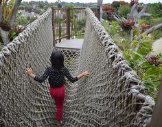 The Hamilton Children's Garden at the San Diego Botanic Garden.