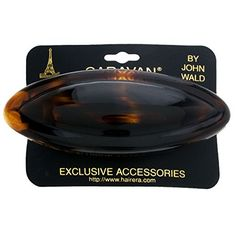 Caravan Tortoise Outline Dome Oval Barrette Model No. 8350 *** This is an Amazon Affiliate link. Check this awesome product by going to the link at the image.