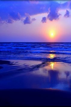 My evenings view for the past five years !!!!!!!  That one and only awesome Beach sunset's ...............