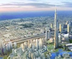 Downtown Dubai... #dubai #uae
