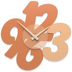 Wall Clock Transparencies