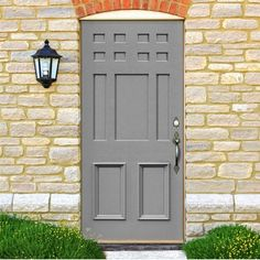 Made to order exterior door, Victorian Dickens multi panel door - made to measure to your sizes. Wood Front Doors, Garage Doors, External Doors, Traditional Doors, Panel Doors, Victorian, Tall Cabinet Storage, Exterior, Bespoke