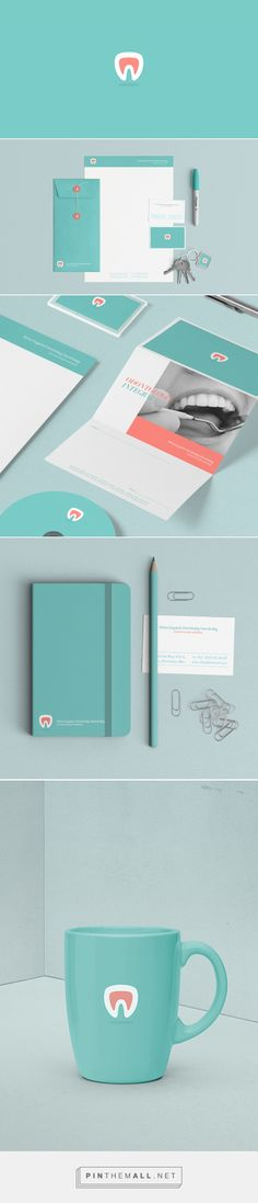 Odontología Integral on Behance... - a grouped images picture - Pin Them All