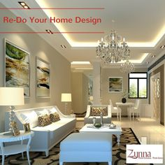 Planning to Re-New your home design this festival season? Visit Zynna for numerous ideas: www.zynna.in #Zynna #homeimprovement #interiors #homerenovation #homedecor