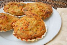 A recipe for those beautiful bay scallops!