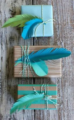 All holidays come with wrapping paper for covering small and large beautiful presents. There is a plethora of occasions where you can make very special gifts by adding simple and unusual decorations to the presents. Using lots of paper harms the environment, causing manufacturers to produce more wra