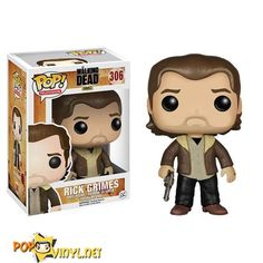 Television- AMC The Walking Dead- Rick Grimes