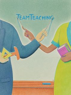 The Pros and Cons of Team Teaching Posted by pattayatoday on Mar 2012 and filed under Education. Education Issues, Education World, Middle School, Back To School, School Stuff, Team Teaching, Teaching Ideas, Create Meaning, School Hacks