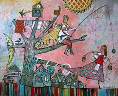 Anna Silivonchik, Morning Star (2008)