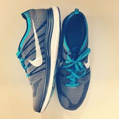 @Nike FLYKNIT ONE trainers.