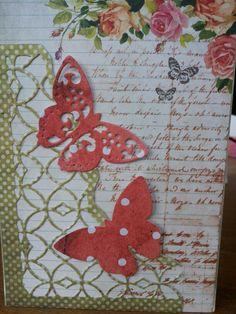 Card joy craft s paper