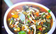 Rezept: Gemüsesuppe - Mit dieser Suppe fühlst du dich sofort wohl (und sie ist auch noch gesund!)