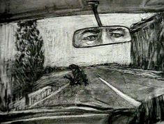 Drawing by William Kentridge. William Kentridge (born 28 April is a South African artist best known for his prints, drawings, and animated films. William Kentridge Art, Figure Drawing, Painting & Drawing, South African Artists, Artwork Images, Gravure, Illustrations, Cool Drawings, Art History