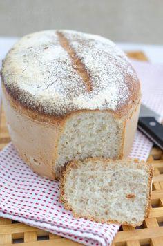 Bread Recipes, Vegan Recipes, Bread Bun, Camembert Cheese, Food And Drink, Menu, Dinner, Foods, White Bread