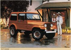1983 Jeep CJ-7 Limited