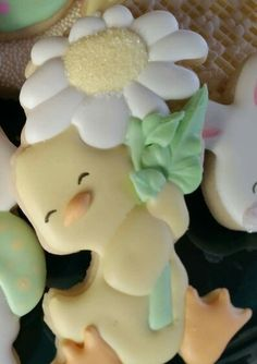 Sandra Garvey: Duck. Easter. Baby shower. Child birthday. Just for fun.